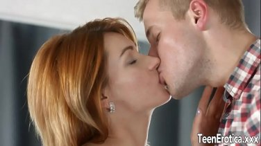 Beautiful young girl Gianna Dior gets her pussy massaged and fucked