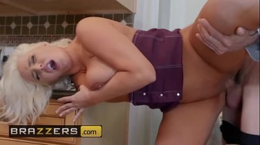 Wow what a lady with big boobs anal banged