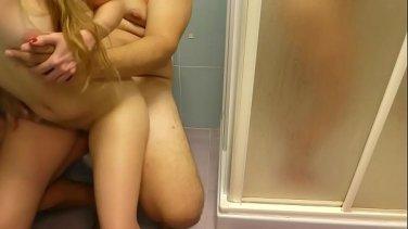 Flying on big tits. Part 2 Brave girls in an erotic uniform